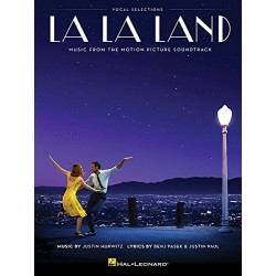 Partitura. LA LA LAND: MUSIC FROM THE MOTION PICTURE SOUNDTRACK (VOCAL SELECTIONS)