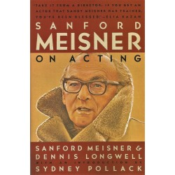 Libro. SANFORD MEISNER - ON ACTING
