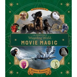 Libro. J.K. ROWLING'S WIZARDING WORLD: MOVIE MAGIC VOLUME TWO: CURIOUS CREATURES