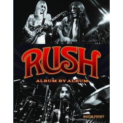 RUSH ALBUM BY ALBUM