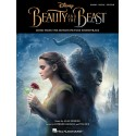 Partitura. BEAUTY AND THE BEAST: MUSIC FROM THE MOTION PICTURE SOUNTRACK