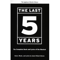 THE LAS FIVE YEARS (THE APPLAUSE LIBRETTO LIBRARY)