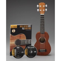 UKULELE. Método Hal Leonard. Incluye el instrumento