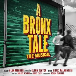 CD. A BRONX TALE. Original Broadway Cast Recording