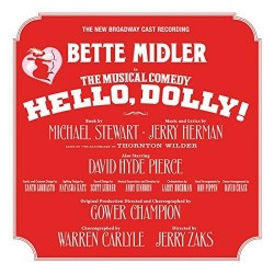CD. HELLO, DOLLY! Elenco de Broadway. 2017