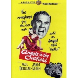 DVD. ANGELS IN THE OUTFIELD