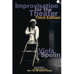 IMPROVISATION FOR THE THEATER - THIRD EDITION