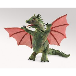 DRAGON CON ALAS