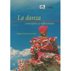 Libro. LA DANZA CONCEPTOS Y REFLEXIONES