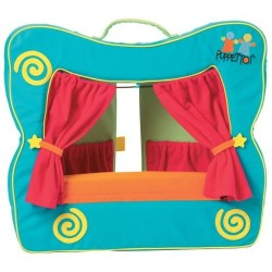 FINGER PUPPET THEATRE STAGE