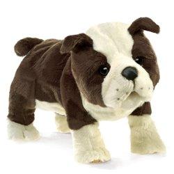 Marioneta. PÁJARO AZUL - BLUE BIRD