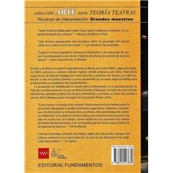 HAMLET Y EL ACTOR EN BUSCA DEL PERSONAJE