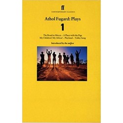 Libro. ATHOL FUGARD: PLAYS