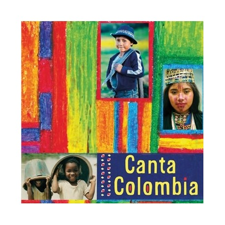 CD. CANTA COLOMBIA