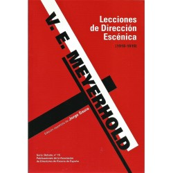 Libro. LECCIONES DE DIRECCIÓN ESCÉNICA (1918-1919)