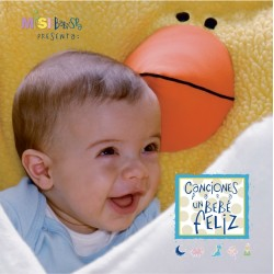 CD. CANCIONES PARA UN BEBÉ FELIZ