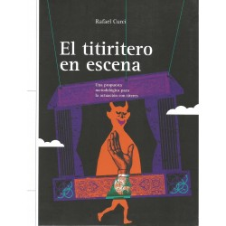 Libro. EL TITIRITERO EN ESCENA
