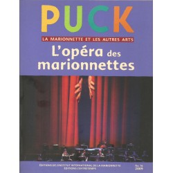 PUCK - L'OPERA DES MARIONNETTES