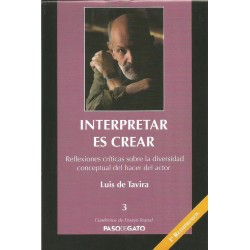 INTERPRETAR ES CREAR - No 3