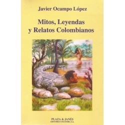 Libro. MITOS, LEYENDAS Y RELATOS COLOMBIANOS