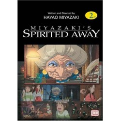 SPIRITED AWAY - FILM COMIC VOL. 2