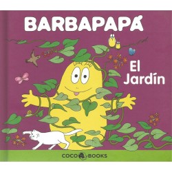 BARBAPAPÁ - EL JARDÍN