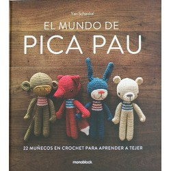 Libro. EL MUNDO DE PICA PAU