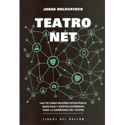 Libro. TEATRO NET
