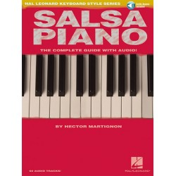 SALSA PIANO - THE COMPLETE GUIDE WITH AUDIO