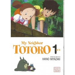 MY NEIGHBOR TOTORO - FILM COMIC 1 OF 4
