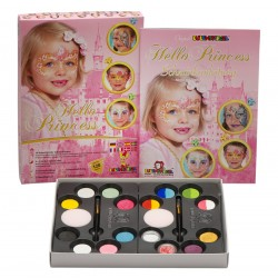 "PALETA DE COLORES ""HELLO PRINCESS"""