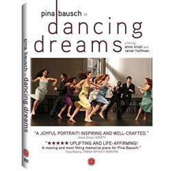 DVD. PINA BAUSCH in DANCING DREAMS