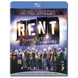 Blu-ray. RENT. Filmed LIVE on Broadway