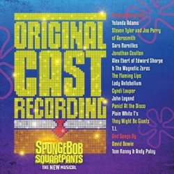 CD. SPONGEBOB SQUAREPANTS. Original cast recording