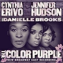CD. THE COLOR PURPLE. New Broadway cast recording