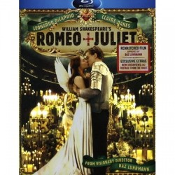 Blu-ray. ROMEO + JULIET