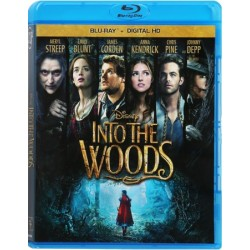 Blu-ray. Into the Woods