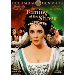 DVD. THE TAMING OF THE SHREW
