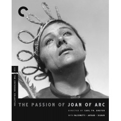 Blu-ray. THE PASSION OF JOAN OF ARC