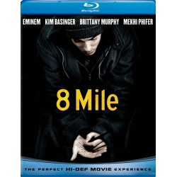 Blu-ray. 8 MILE