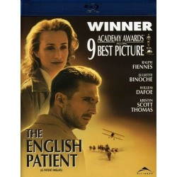 Blu-ray. THE ENGLISH PATIENT
