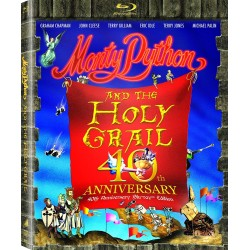 Blu-ray. MONTY PYTHON AND THE HOLY GRAIL