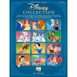 THE DISNEY COLLECTION - 3DR EDITION (PIANO-VOCAL-GUITAR)