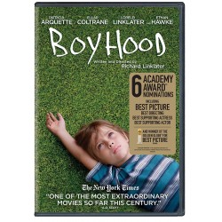 DVD. BOYHOOD