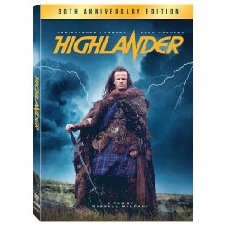 DVD. HIGHLANDER