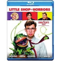 Blu-ray. LITTLE SHOP OF HORRORS