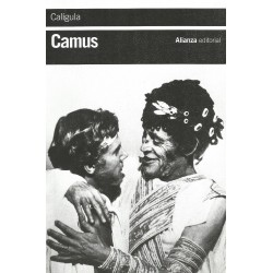 Libro. CALÍGULA - ALBERT CAMUS