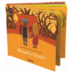 Libro pop-up. HANSEL Y GRETEL