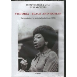 DVD. VICTORIA, BLACK AND WOMAN