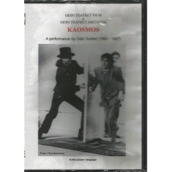 DVD. ODIN TEATRE. KAOSMOS